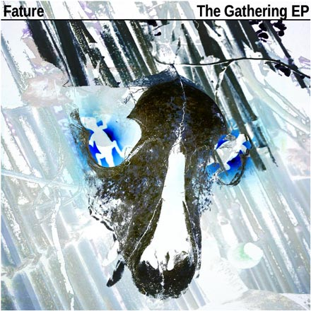 The Gathering EP by Fature, front cover