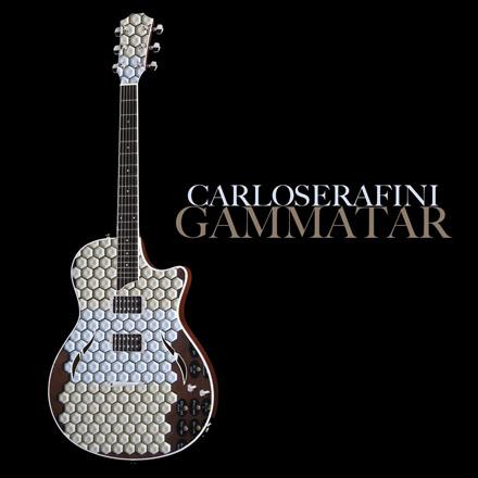Gammatar by Carlo Serafini, front cover