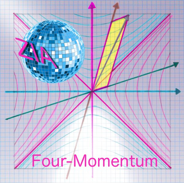 ZIA - Four-Momentum front cover